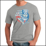 Dough Boy Parody Taekwondo Design- TAEKWONDO T-SHIRT - Tae Kwon DOUGH- ASST442 - Rhino Junction Apparel - 4