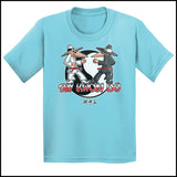 SPY KWON DO! -TAEKWONDO T-SHIRT - SPY KWON DO PARODY- YST446 - Rhino Junction Apparel - 2