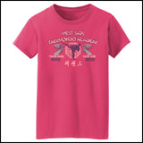 Retro Taekwondo T-Shirt- West Side Taekwondo -FREE SHIPPING-MST-409 - Rhino Junction Apparel - 3