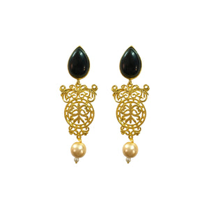 Priyanka Earrings - Crochita