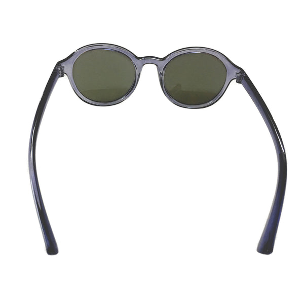 Round Reflector Sunglasses - Crochita - 5