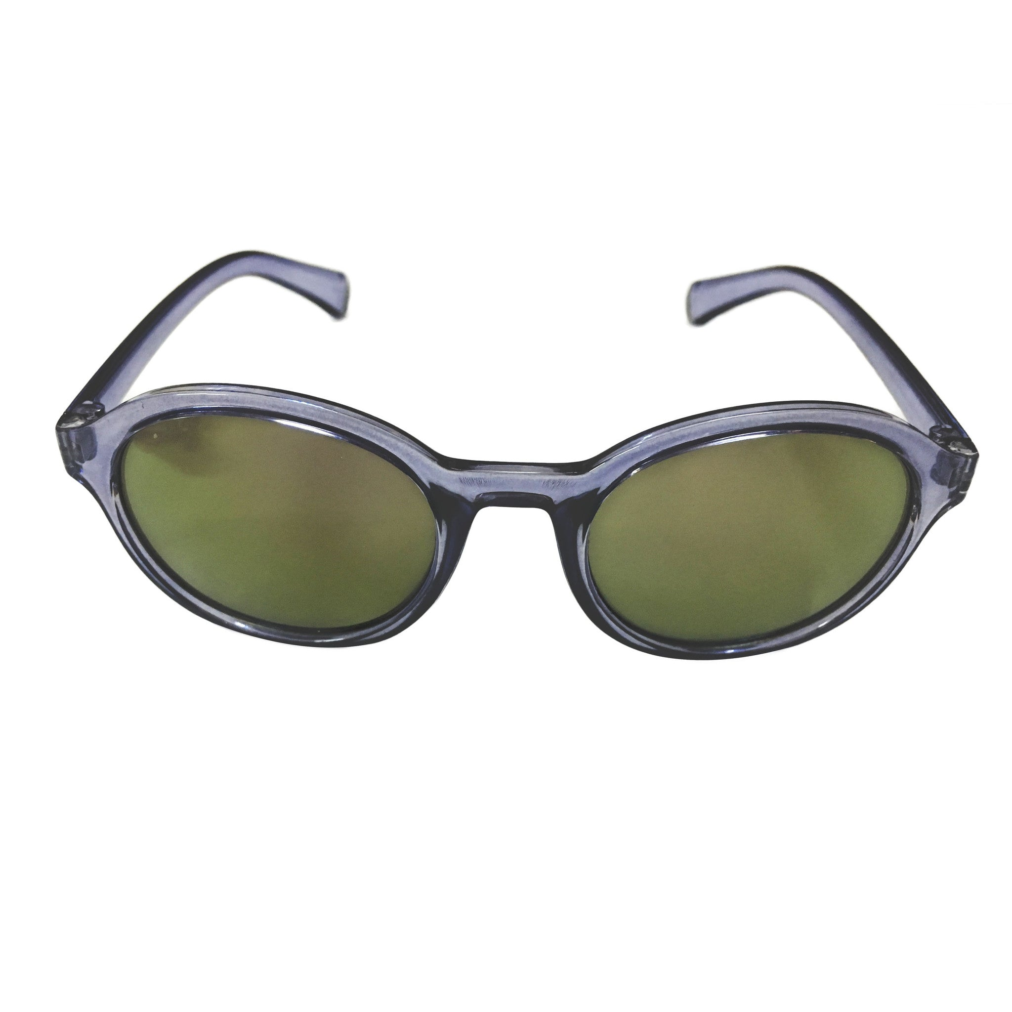 Round Reflector Sunglasses - Crochita - 6