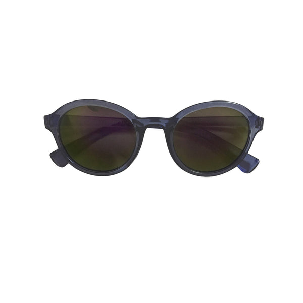 Round Reflector Sunglasses - Crochita - 7
