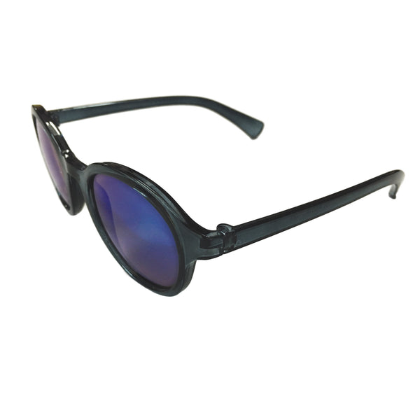 Round Reflector Sunglasses - Crochita - 8