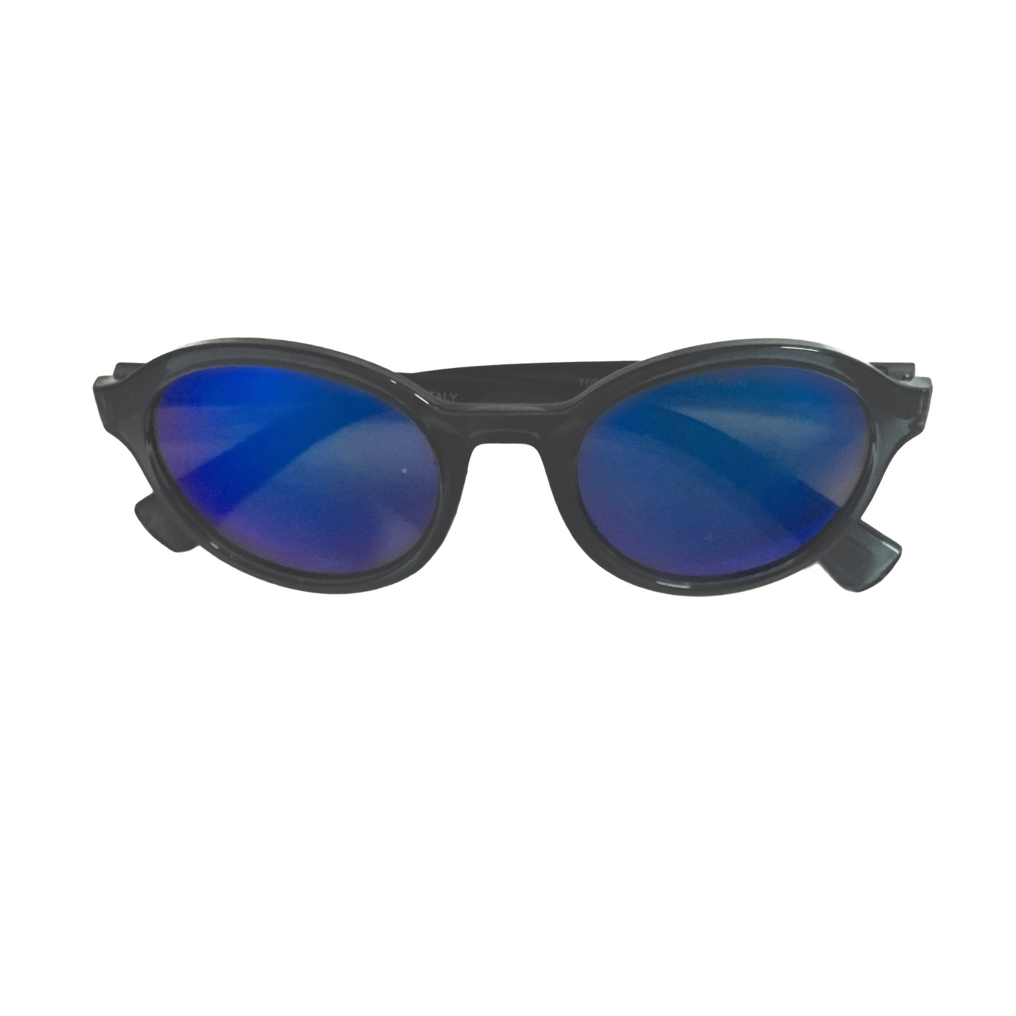 Round Reflector Sunglasses - Crochita - 9
