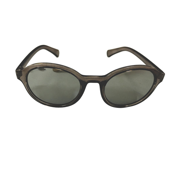 Round Reflector Sunglasses - Crochita - 11