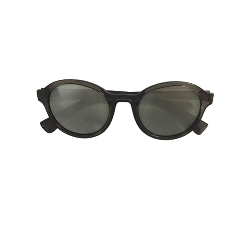 Round Reflector Sunglasses - Crochita - 12