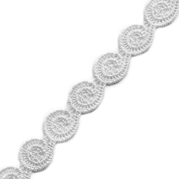 Adella Spiral Lace Choker  Necklace - Crochita - 2
