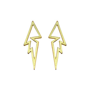 Lighting Bolt Earring