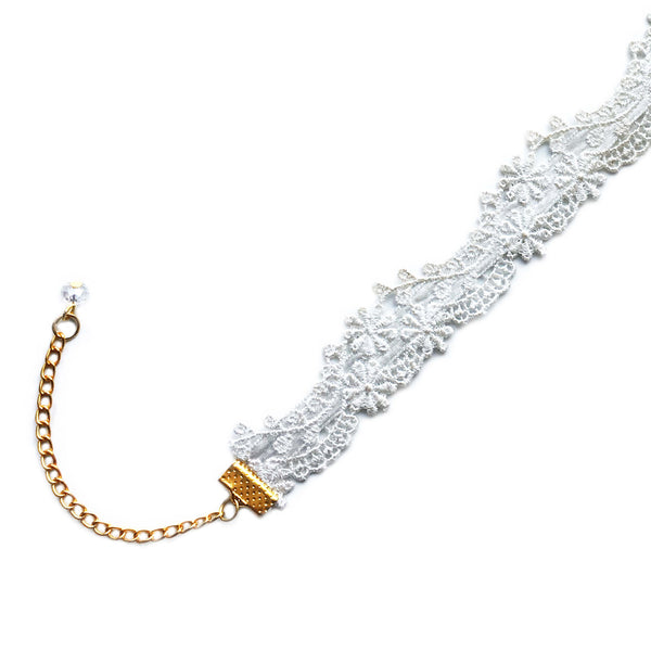 Ching Chain Necklace - Crochita - 3