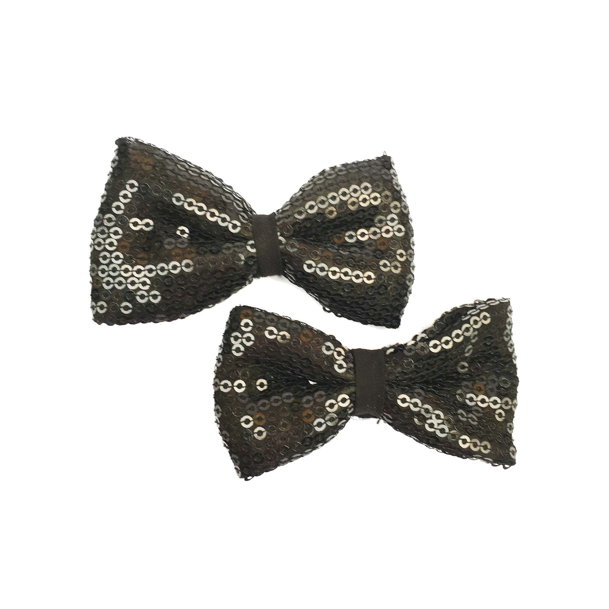 Darko Bow Hair Clips - Crochita