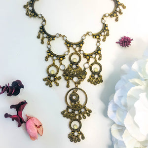 Ri Ri Antique Necklace