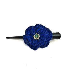 Royal Crochet Handmade Croc Clips - Crochita
