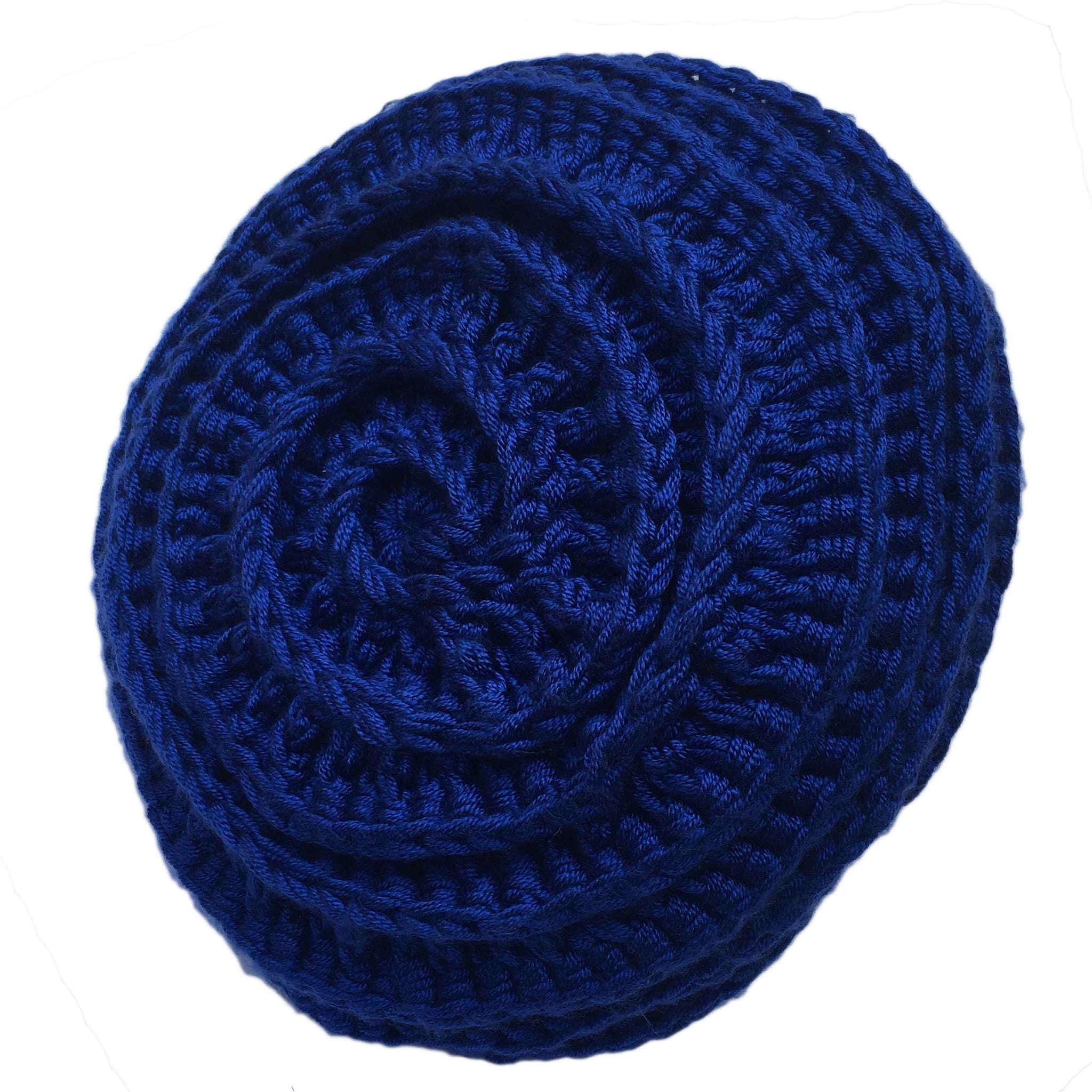 The Mysterious Spiral Handmade Crochet Beanie Hat - Crochita - 1