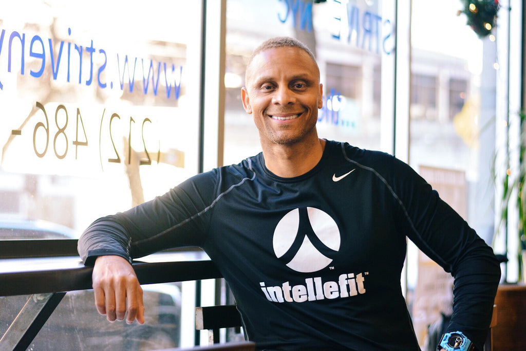 In My Element: Christopher Gould of intellefit™