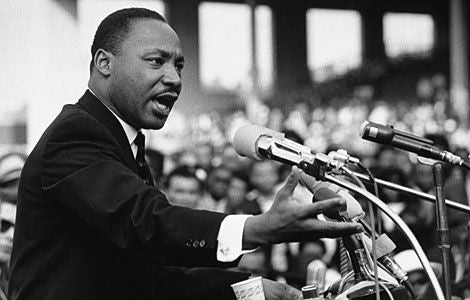 The Journal: Martin Luther King Jr. Tag