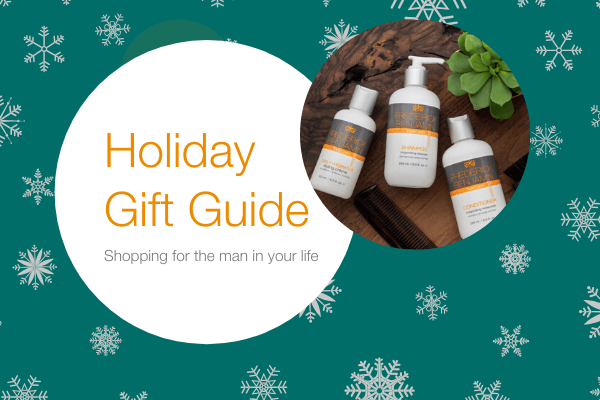 Buying For Your Man: A Frederick Benjamin Grooming Shopping Guide
