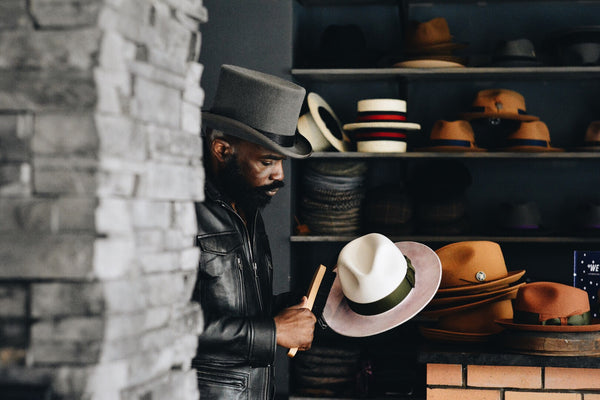 In My Element: Marc Williamson of Flamekeepers Hat Club
