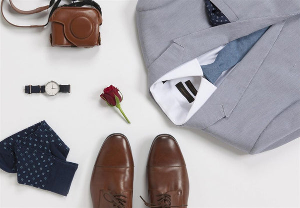 Men's Grooming & Style Tips for Valentine's Day