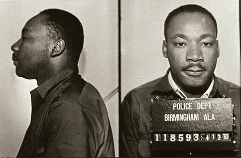 Dr. Martin Luther King Jr Fredrick Benjamin blog 2017 celebrate sacrifice civil rights leader activist