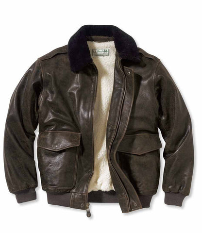 men's flying leather bomber jacket aviator what to wear men fall style guide 2016 frederick benjamin grooming blog fashion tips