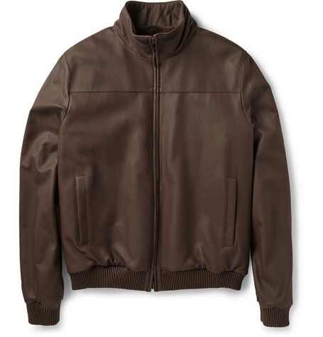 classic leather bomber jacket men what to wear fall style guide 2016 frederick benjamin grooming blog fashion tips
