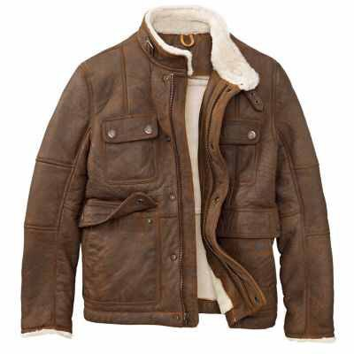 shearling leather jacket what to wear men fall style guide 2016 frederick benjamin grooming