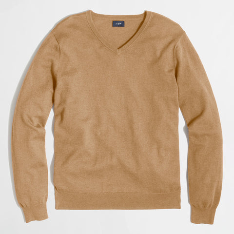 camel vneck sweater j crew best sweaters for men fall style guide 2016 frederick benjamin blog