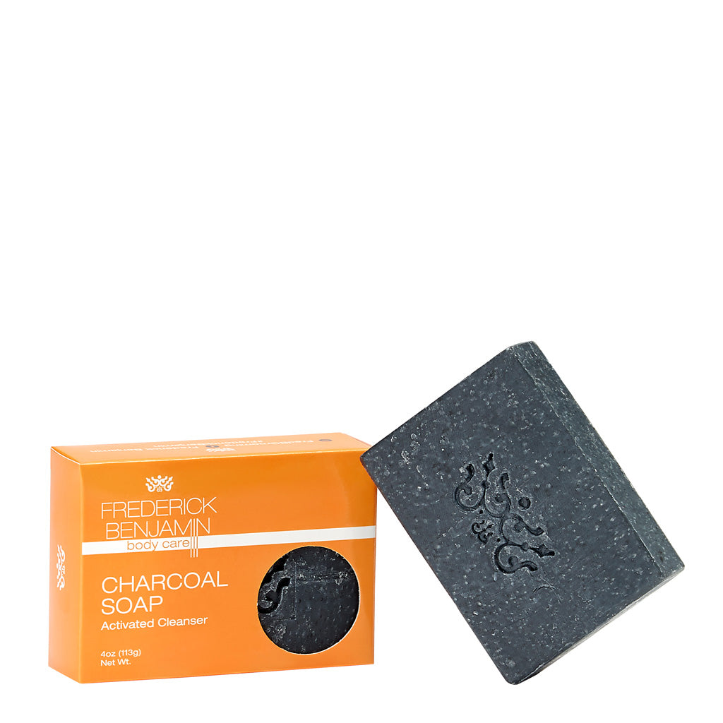 Frederick Benjamin Charcoal Face and Body Cleanser
