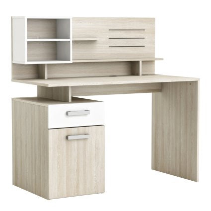Shannon desk with top section