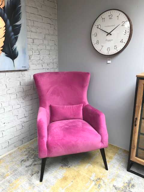 Alston Lilac Chair