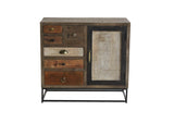 Java Small Multi Drawer Sideboard