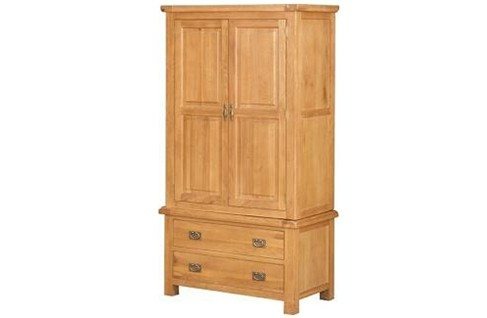 Stamford 2 Door Robe 2 DRAWER ROBE