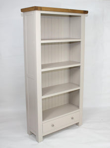 Bailey Oak Tall Bookcase