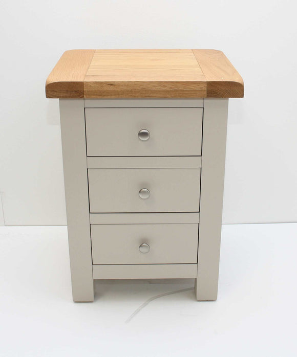 Bailey Oak Bedside Locker