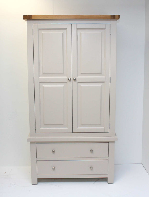 Bailey Oak 2 Door Robe
