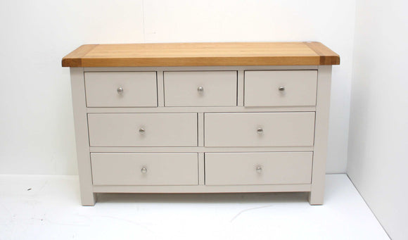 Bailey Oak Wide Chest