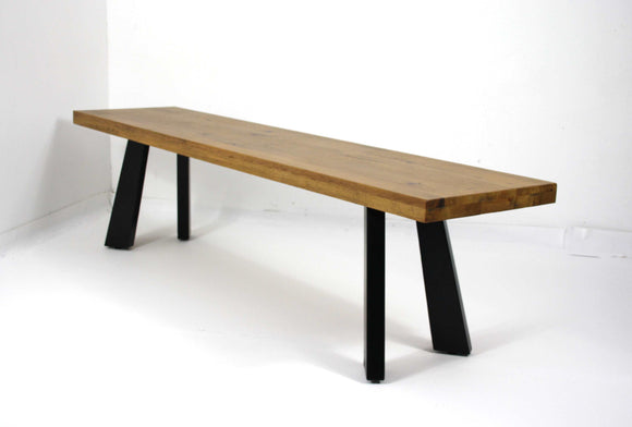 Humber Oak Star Leg Bench
