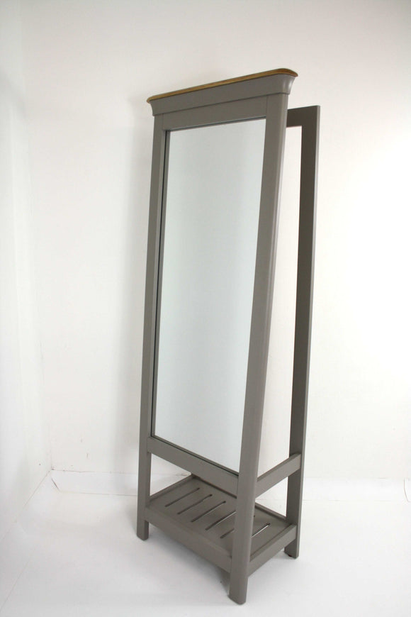 Bordeaux Cheval Mirror