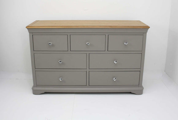 Bordeaux 7 Drawer Chest