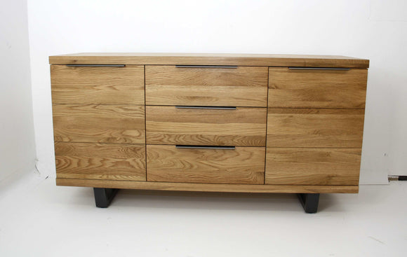 Cala Oak Sideboard