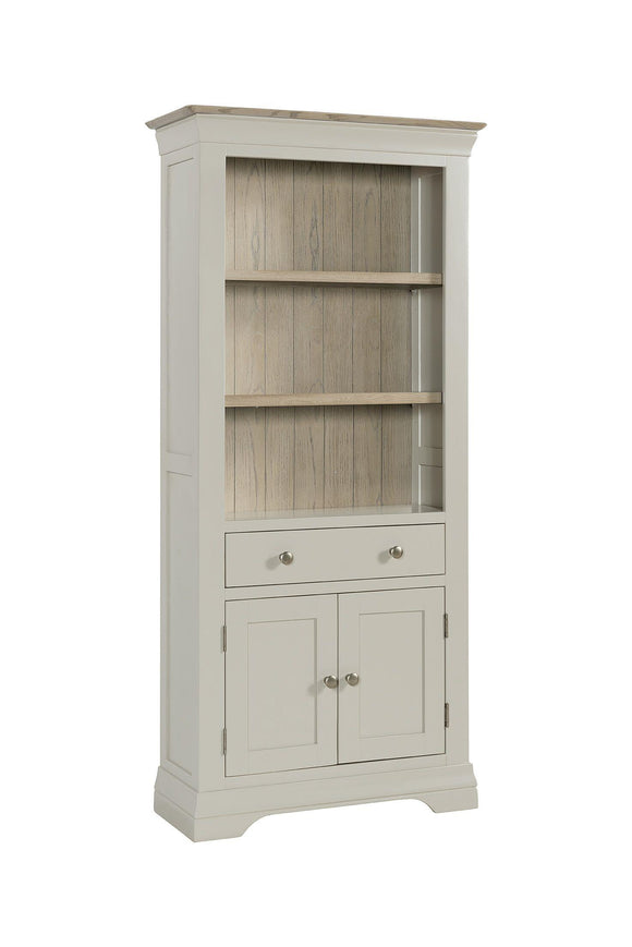 Claremont Large Storage Bookcase