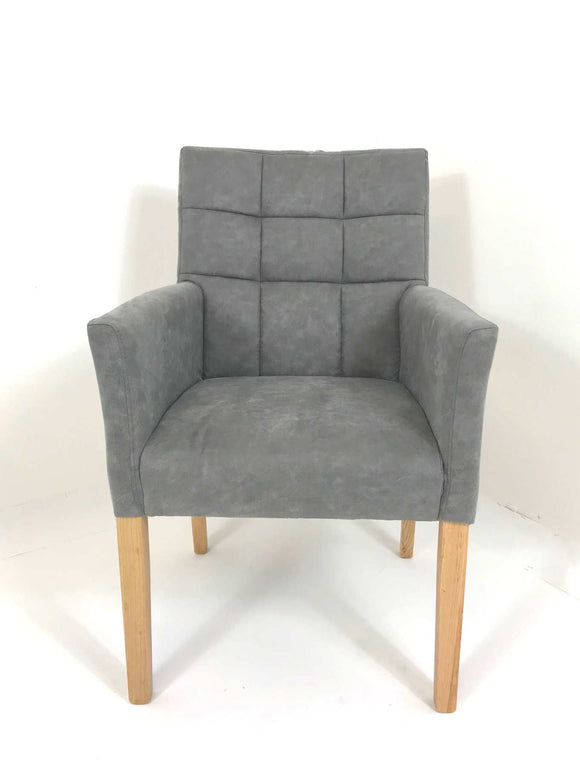 Clara Grey chair