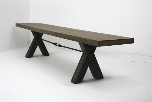 Humber Cool Grey X Bench