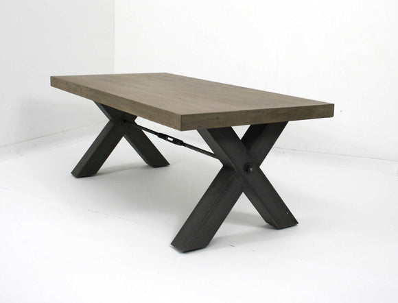 Humber Grey Oak Coffee Table