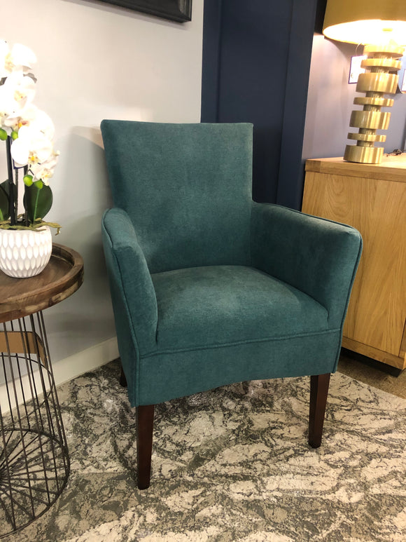Clara Teal chair