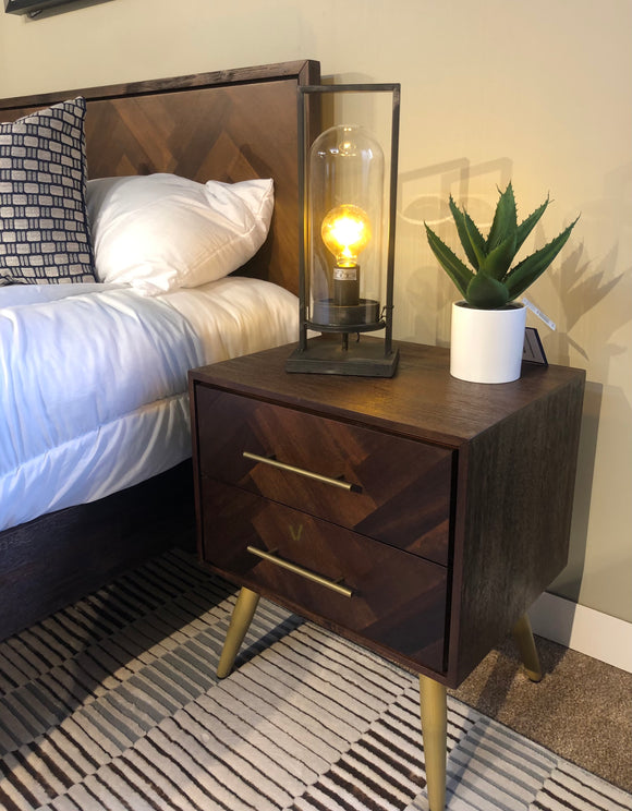 Bergan Bedside table