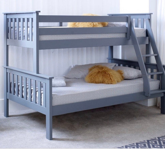 Nova Grey Triple Sleeper