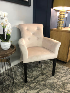 Berry Blush Chair