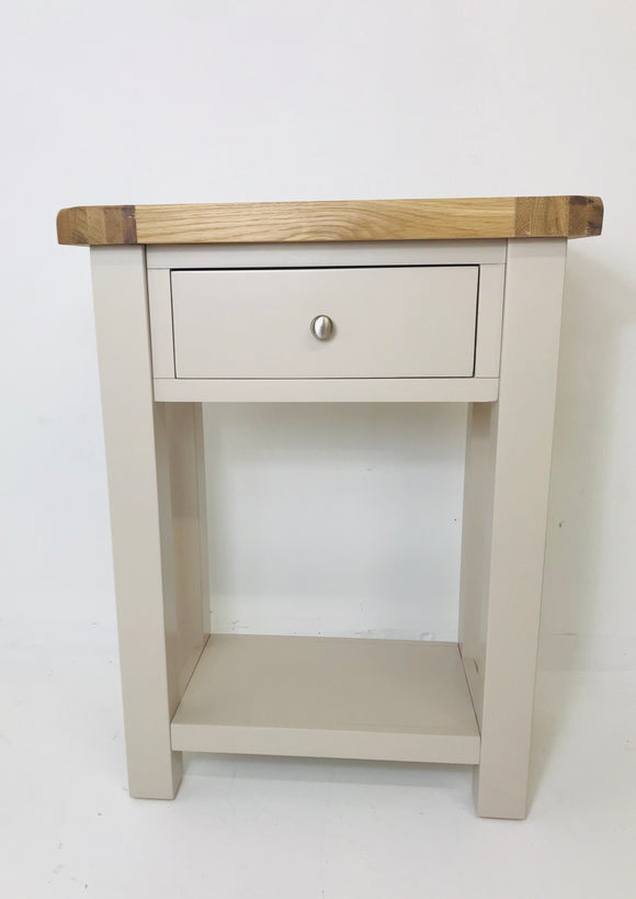 Bailey Oak Small Console
